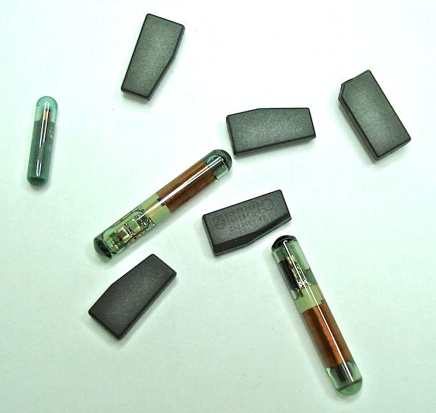 transponder key