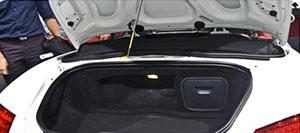 trunk unlock